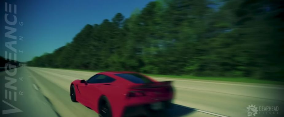 Vengeance Racing Unleashes Most Evil C7 Yet from Their Shop
