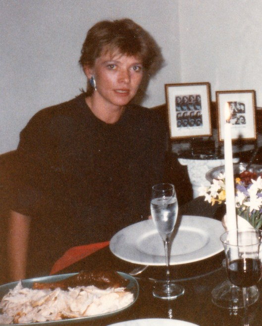 My friend Barbara who would later marry into the French nobility and become the Countess of Tampa Bay France.