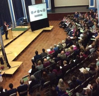Professor Paul Cartledge's Democracy Lecture to LSA CA (1)