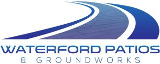 Waterford Patios Driveways Groundworks Logo