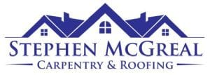 McGreal Carpenter Kildare Roofing Logo