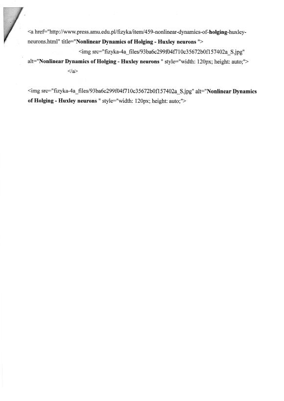 Załącznik 2. Styczeń 2012
