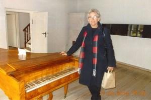 Małgorzata Głuchowska, pianistka, nauczyciel fortepianu, M-Głuchowska