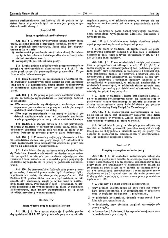 Kodeks Pracy 1974, strona 14