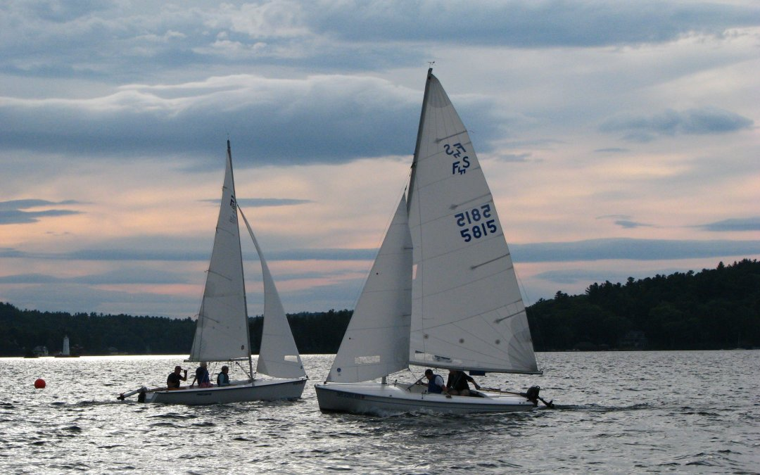 7th ANNUAL LAKE SUNAPEE SAILING DAY