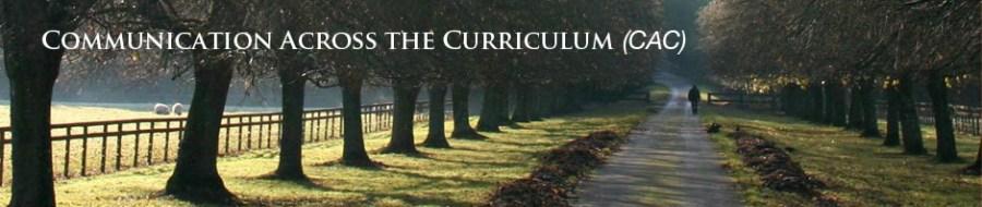 Communication Across the Curriculum