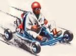 Berufswunsch 1963: Rennfahrer.