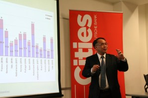 LSE Cities seminar with Paul Yip, 29 February 2012