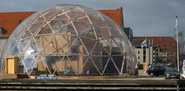 Dome of Visions, Theatrum Mundi in Copenhagen