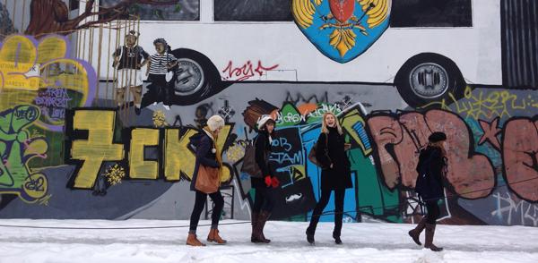 MSc trip Bucharest
