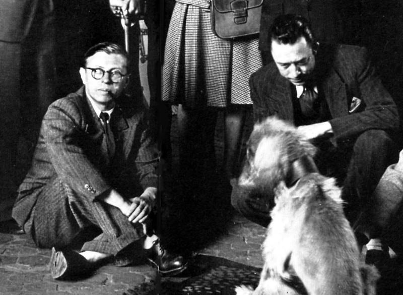 Cara Camus dan Sartre Berpisah karena Pertanyaan Bagaimana Menjadi Bebas