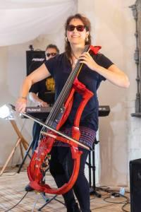 Jadie Electric Cello