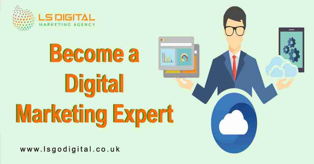 Guide to Become a Digital Marketing Expert