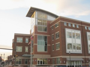 Frederick County Board of Education New Central Office Facility