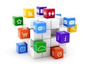 Configurable web application