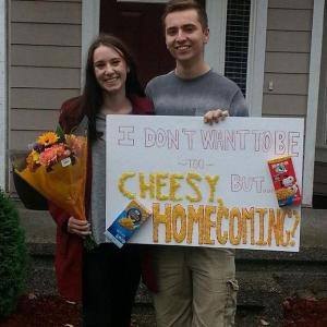 creative homecoming proposals surprise students valhalla creative homecoming proposals surprise students