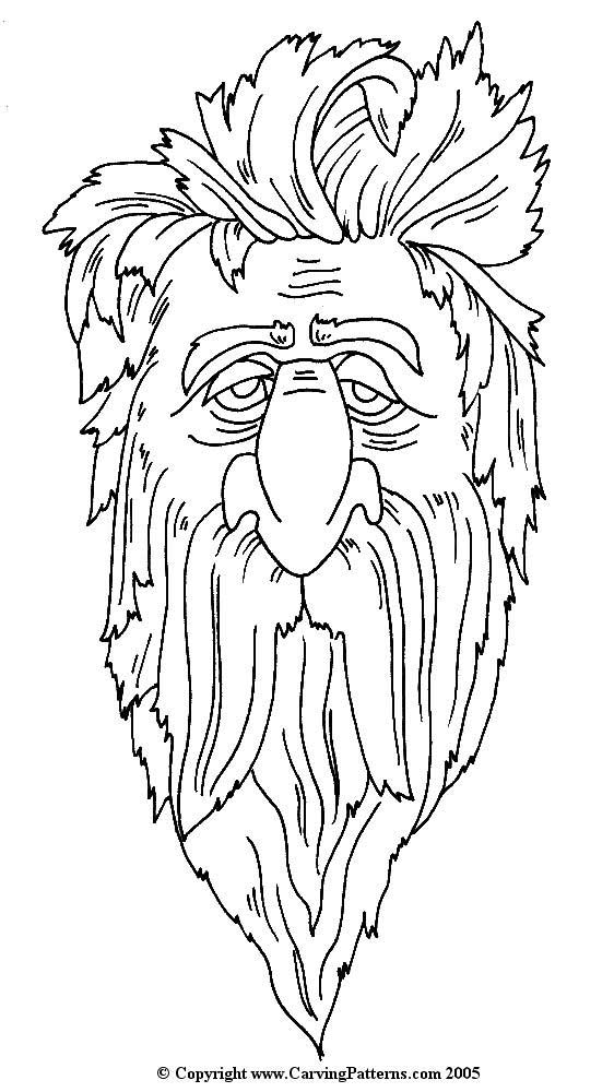 wood carving plans free