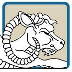 Mythological creature patterns by Lora S Irish