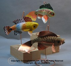 Whittle Fish Carving