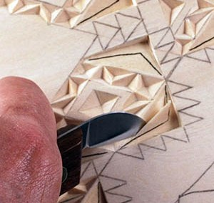 Chip Carving –  Cutting Straight-Wall, Curve-Wall, and Free Form Chips