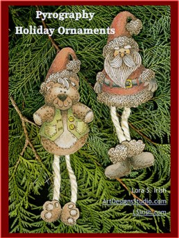 Pryography Holiday Ornaments by Irish