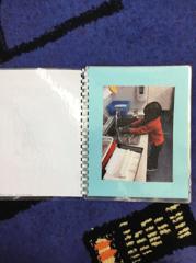 Preschool 3 beginning of book