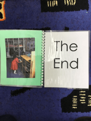 Preschool 3 end of book