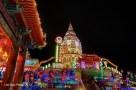 Kek Lok Si on Chinese New Year Nights