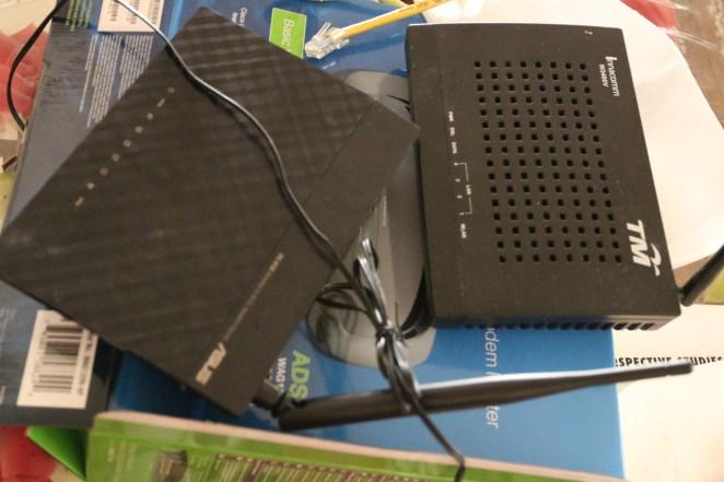 Modem Router 001