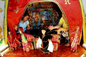 Wayang Puppet Show 059