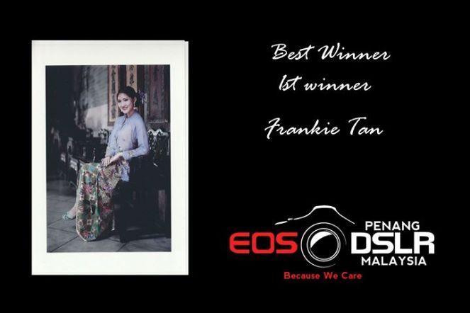 Best Winner First FrankieTan