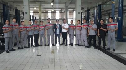 Sertifikasi Teknisi Nissan Indomobil Group