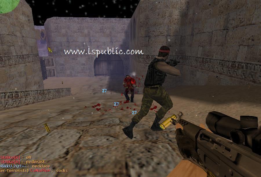 Advanced Bullet Damage  www.lspublic.com