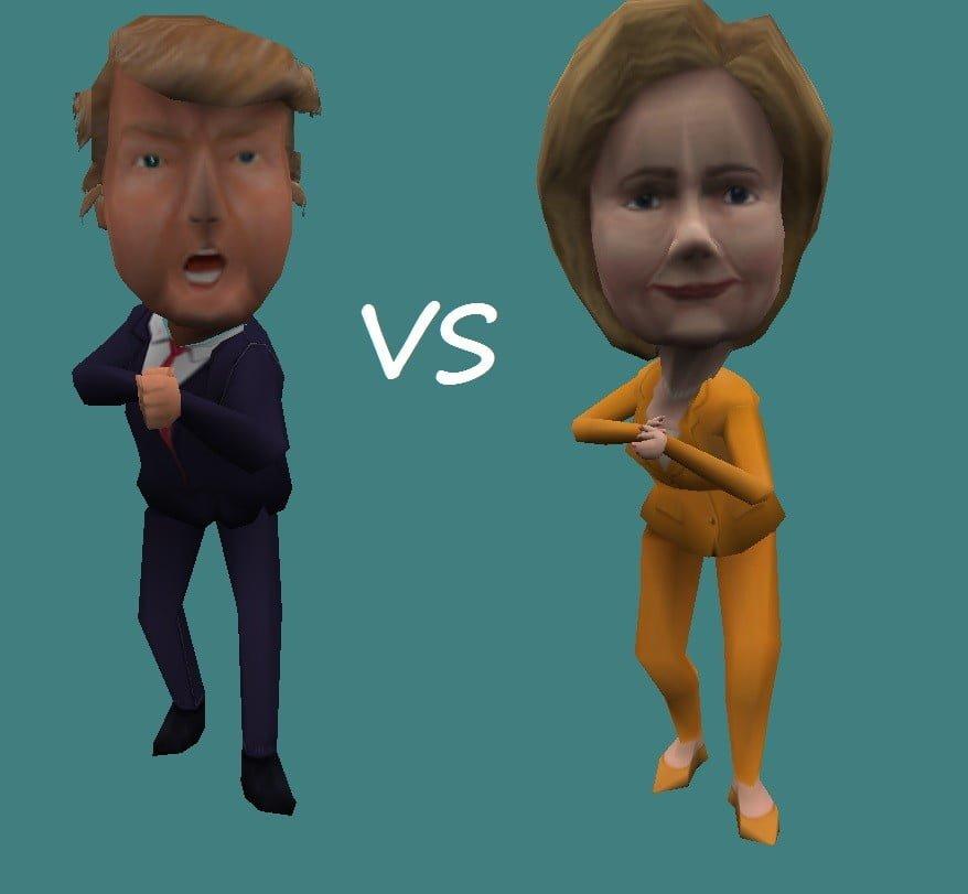 Hillary Clinton & Donald Trump Models