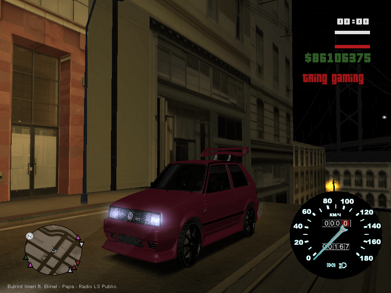 GTA San Andreas SA-MP