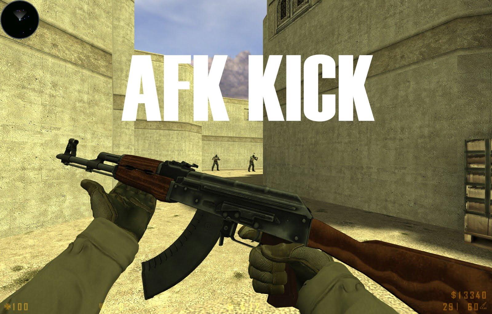 AFK Kick