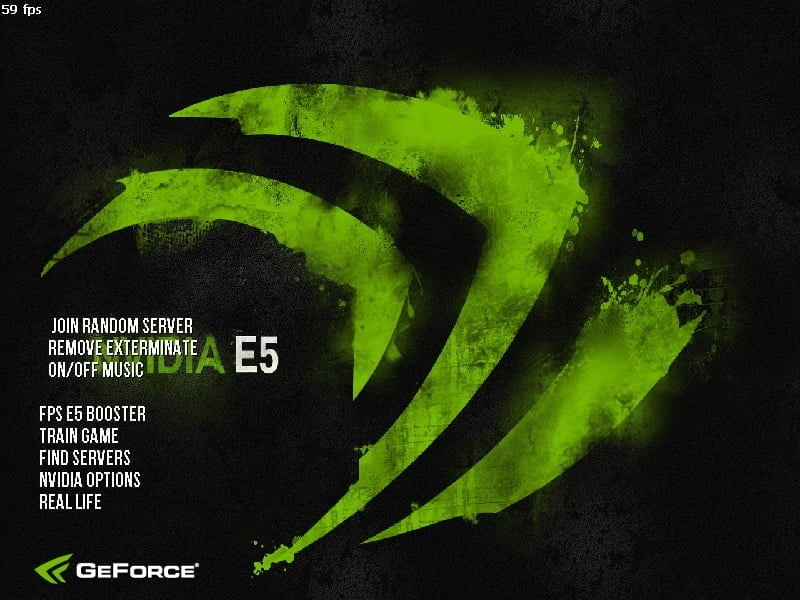 Counter-Strike Nvidia E5
