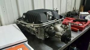LSA Supercharger Kit