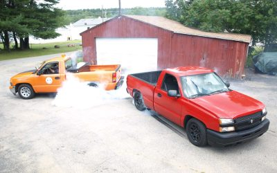 A Look at Two LS Powered GM Pickup Trucks