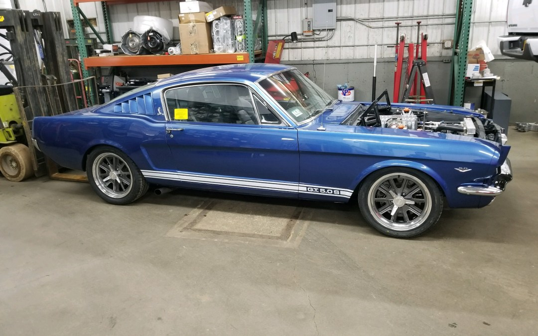 65 Mustang Fastback 5.0