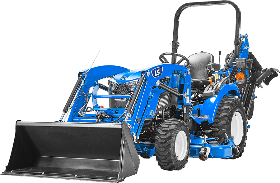 You don't have to spend a fortune to find a good tractor; Ls Tractor Usa Quality Built And Reliable Tractors