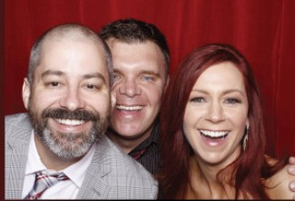 The Daisy 3 team: James Vasquez, Mark Holmes, Carrie Preston. Photo courtesy of Daisy 3 Pictures.