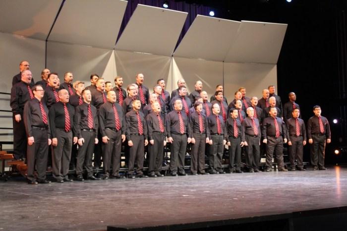 Photo courtesy of the Capital City Men\'s Chorus.