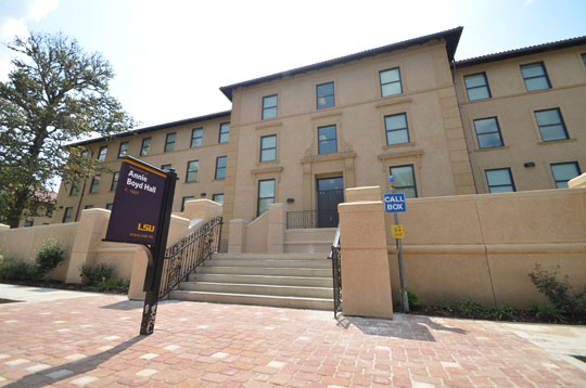 Housing Options LSU Residential Life