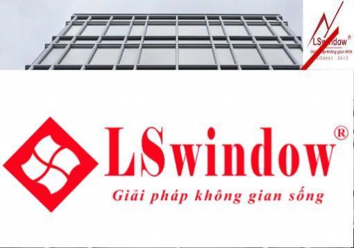 Mặt dựng kính hệ khung nổi lswindow