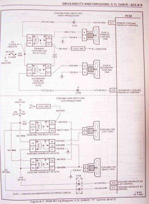 Wiring 1995 fan relays street rod project  CamaroZ28Com