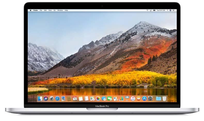 Apple MacBook Pro 13.3 (MPXU2ZE/A) EN