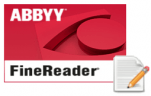 צלמית Fine Reader מדריך