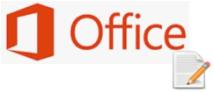 צלמית Office מדריך