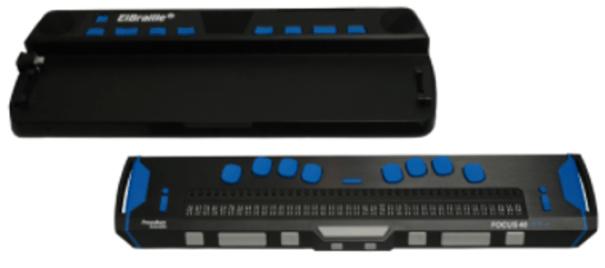 מחשב Elbraille40 וצג ברייל Focus 40 דור 5